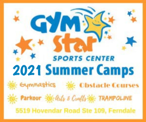 Gym Star Summer Camps 2021
